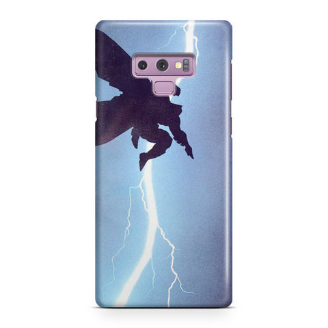 Batman Artwork Samsung Galaxy Note 9 Case