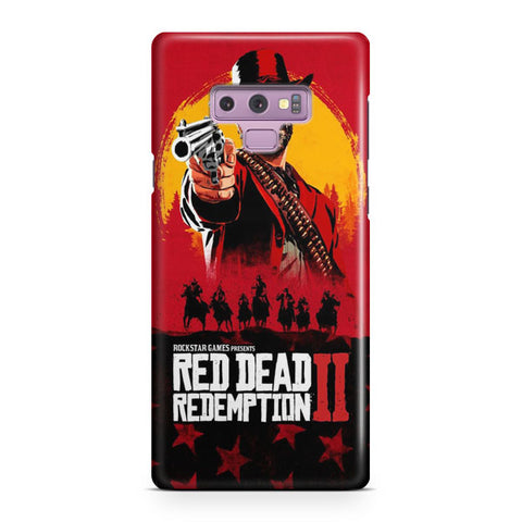 Red Dead Redemption 2 Samsung Galaxy Note 9 Case