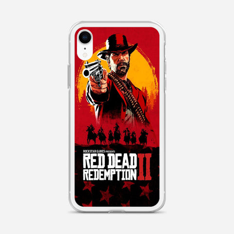 Red Dead Redemption 2 iPhone XR Case