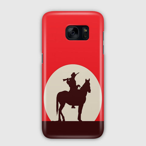 Red Dead Redemption Tumblr Samsung Galaxy S7 Edge Case