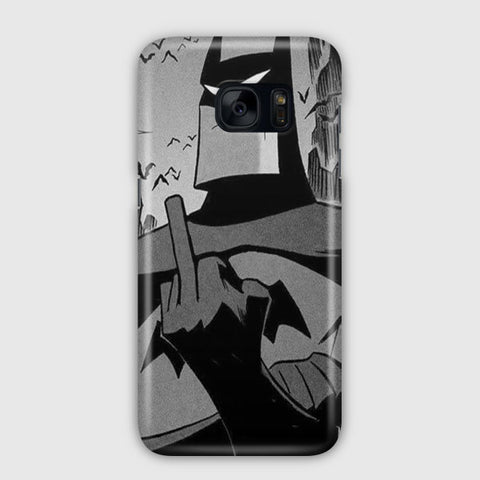 Batman Batfinger Samsung Galaxy S7 Edge Case