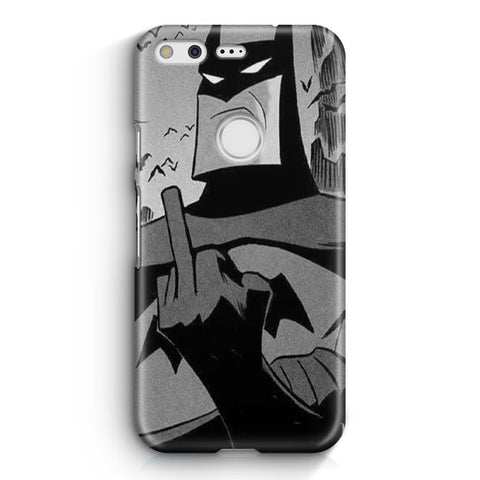 Batman Batfinger Google Pixel 3 XL Case