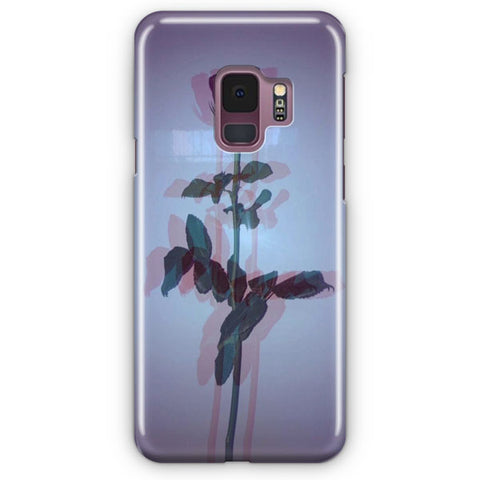 Red Rose Tumblr Color Samsung Galaxy S9 Case