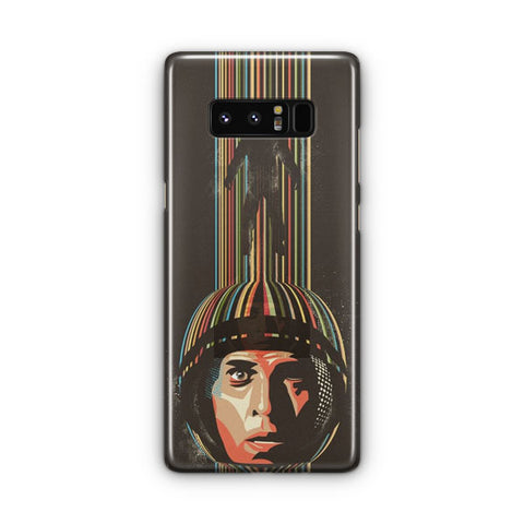 Relativity Artwork Samsung Galaxy Note 8 Case
