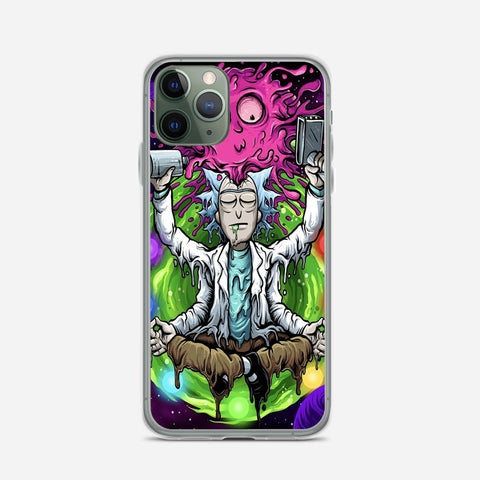 Rick & Morty Tapestry iPhone 11 Pro Max Case