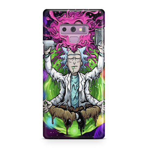 Rick & Morty Tapestry Samsung Galaxy Note 9 Case