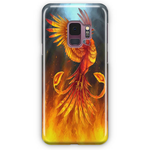 Rise From The Flames Samsung Galaxy S9 Case