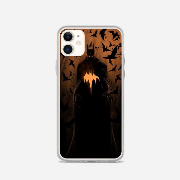 Batman Halloween iPhone X Case