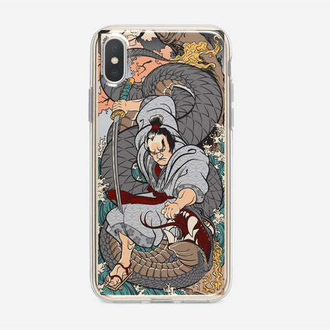 Samurai Jack iPhone XS Case