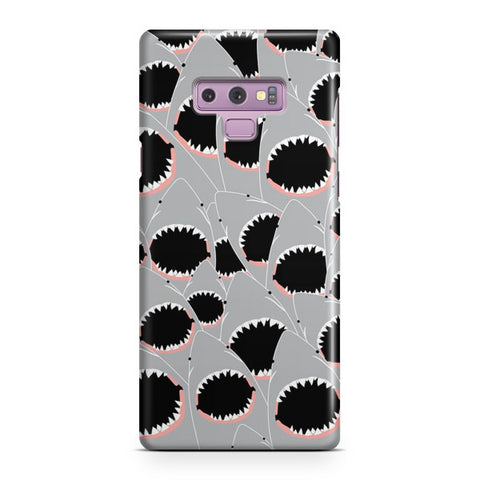 Shark Frenzy Samsung Galaxy Note 9 Case