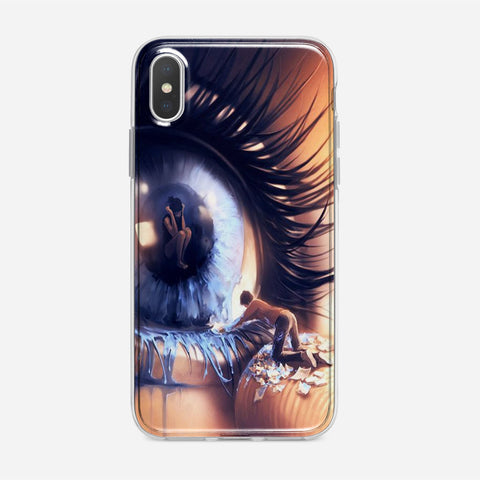 Show Me Love iPhone XS Case