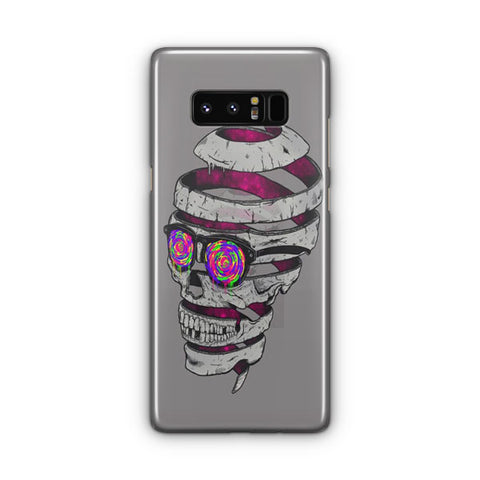 Skull Splash Samsung Galaxy Note 8 Case