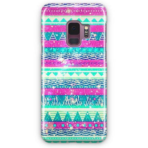 Soft Tribal Galaxy Samsung Galaxy S9 Case