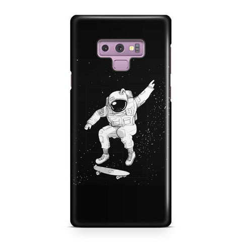 Space Skater Samsung Galaxy Note 9 Case