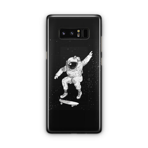 Space Skater Samsung Galaxy Note 8 Case