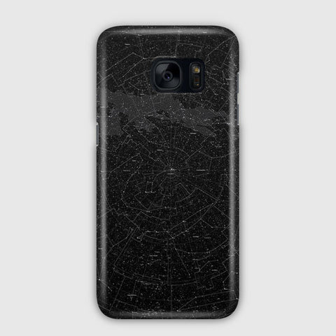 Space Stars Samsung Galaxy S7 Edge Case