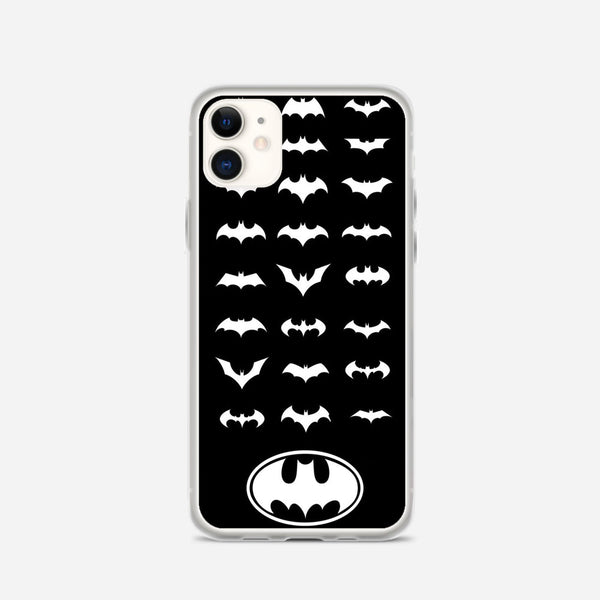 Batman Logos iPhone X Case