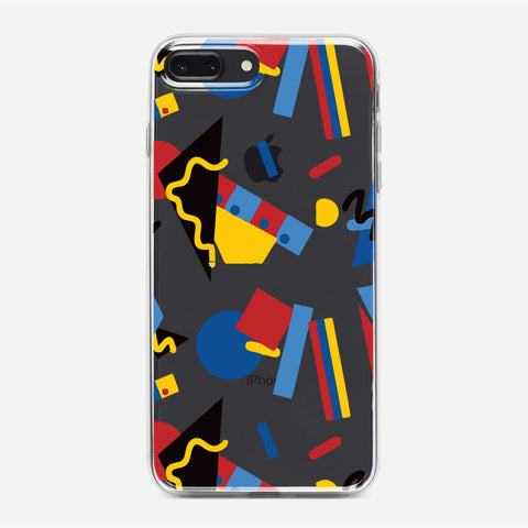80S Party Pattern iPhone 7 Plus Case