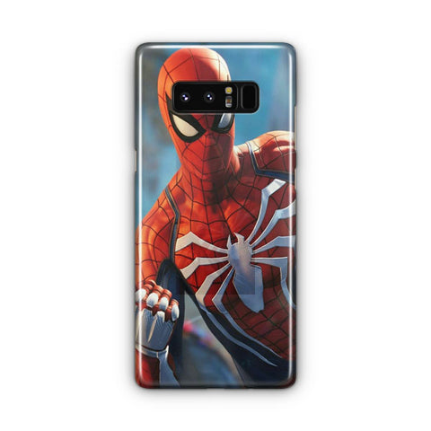 Spiderman Peter Parker Samsung Galaxy Note 8 Case
