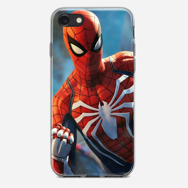 Spiderman Peter Parker iPhone X Case