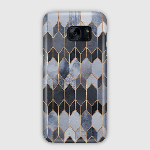 Stained Glass Samsung Galaxy S7 Edge Case