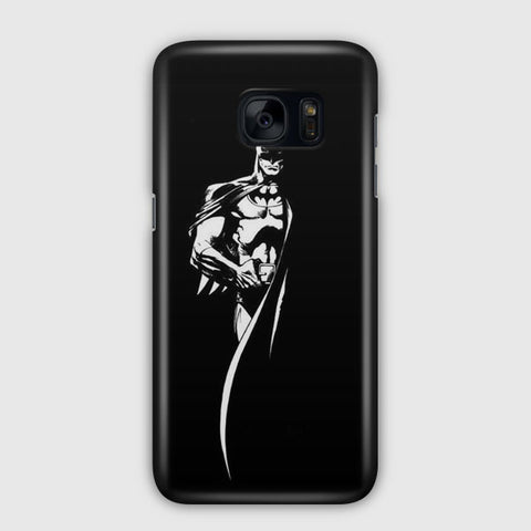 Batman Silhouette Samsung Galaxy S7 Case