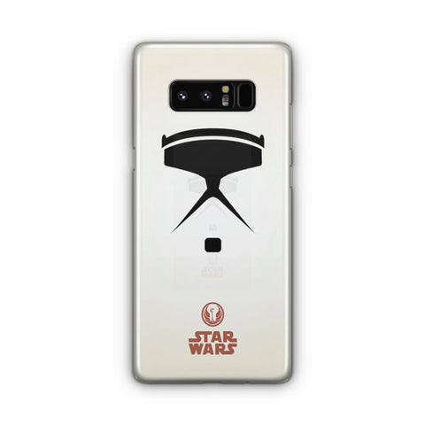 Star Wars Clone Trooper Samsung Galaxy Note 8 Case