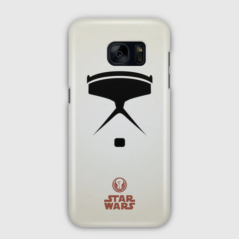 Star Wars Clone Trooper Samsung Galaxy S7 Edge Case