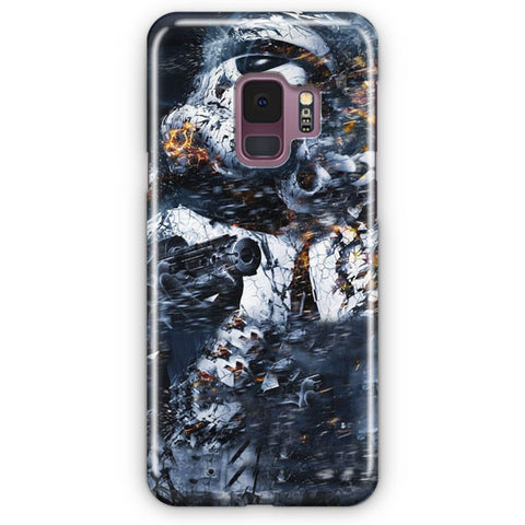 Star Wars Illustration Samsung Galaxy S9 Case