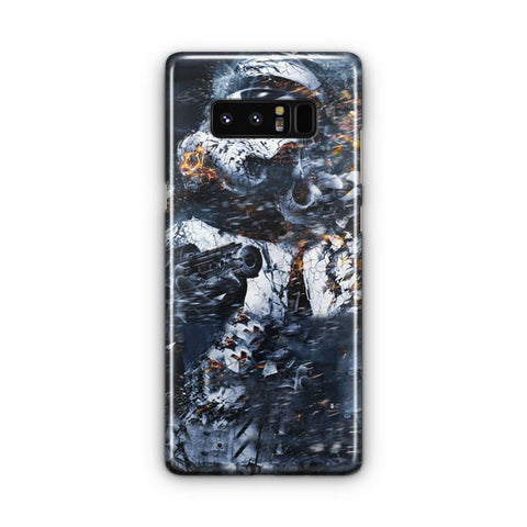 Star Wars Illustration Samsung Galaxy Note 8 Case