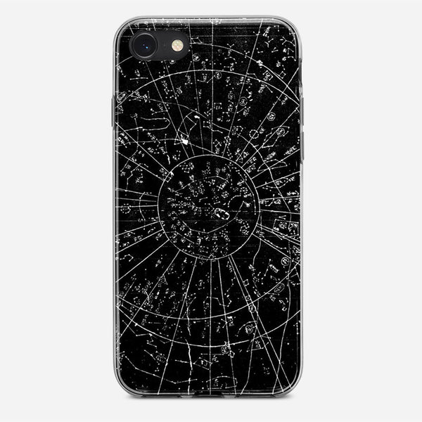 Stars Map iPhone X Case