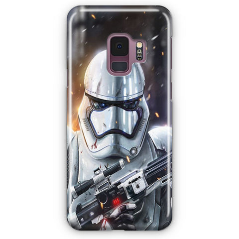 Starwars Fan Art Samsung Galaxy S9 Case