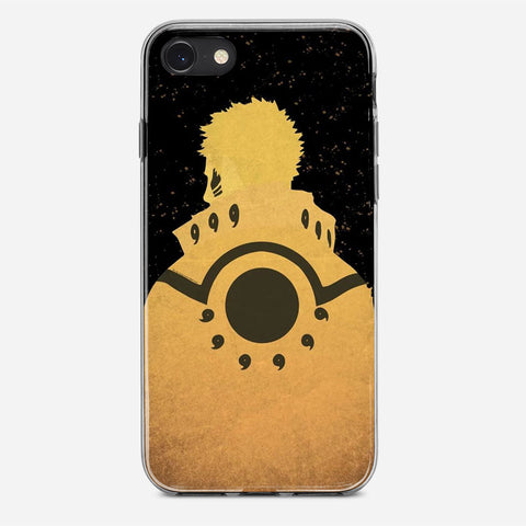 Naruto Bijuu iPhone SE Case