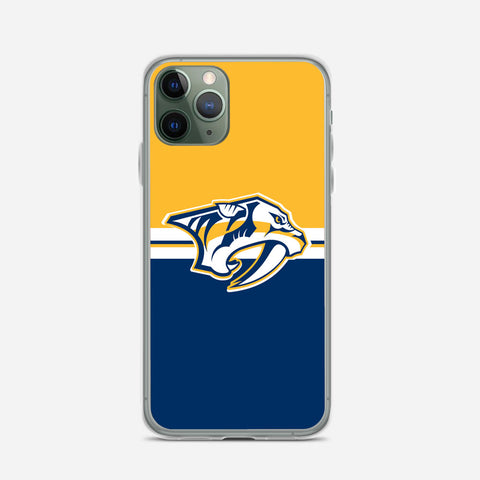 Nashville Predators iPhone 11 Pro Max Case