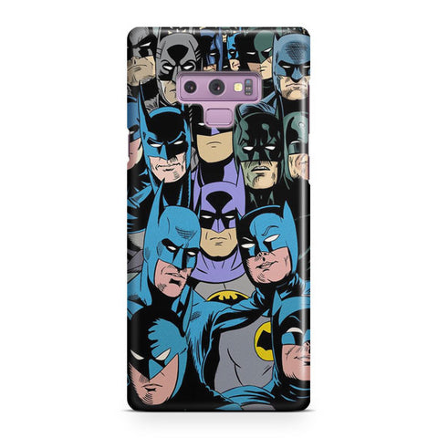 Batmans Artwork Samsung Galaxy Note 9 Case