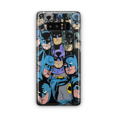 Batmans Artwork Samsung Galaxy Note 8 Case