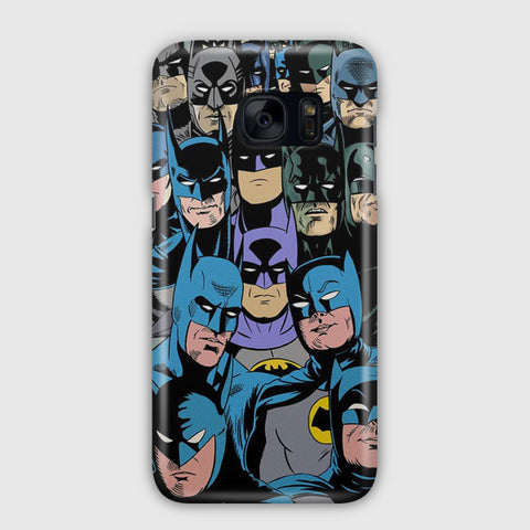 Batmans Artwork Samsung Galaxy S7 Case