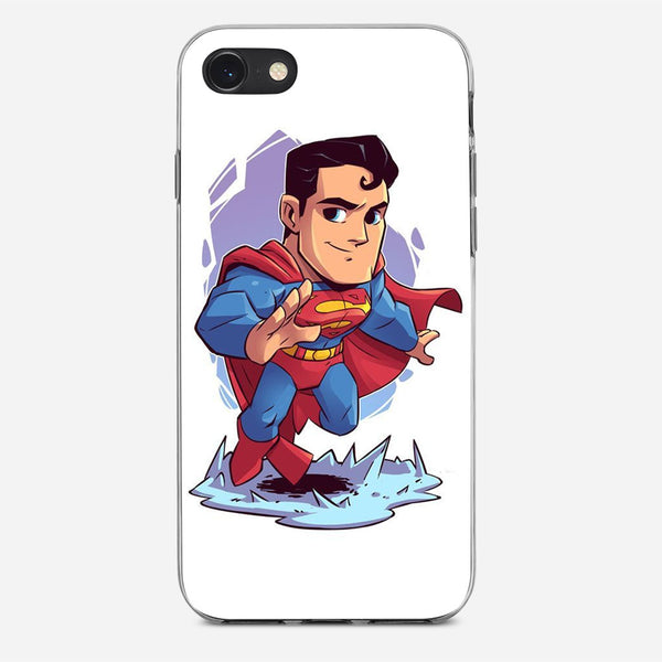 Superman Artwork iPhone X Case