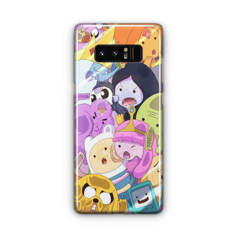 The Boy Who Waited Samsung Galaxy Note 8 Case