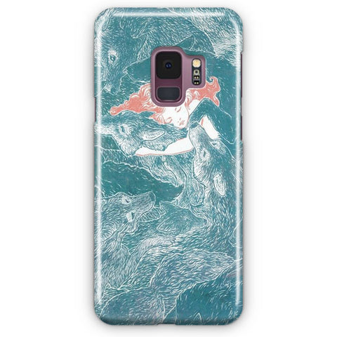 The Child Sleeps Samsung Galaxy S9 Case