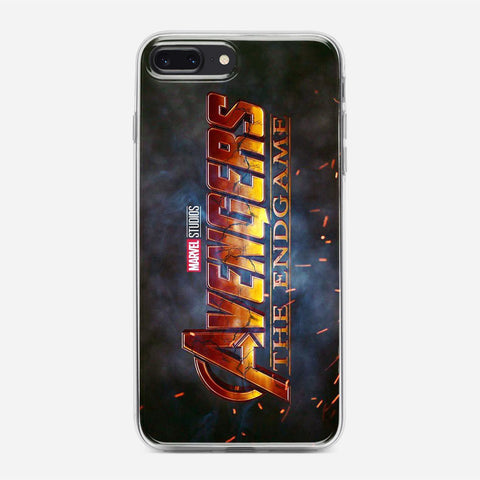 Avengers The Endgame iPhone 8 Plus Case