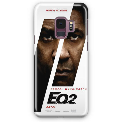 The Equalizer 2 Poster Samsung Galaxy S9 Case