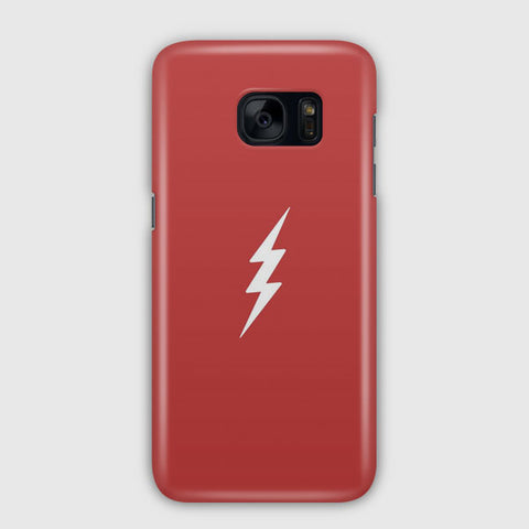 The Flash Logo Samsung Galaxy S7 Edge Case