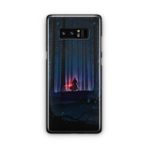 The Force Awakens Samsung Galaxy Note 8 Case