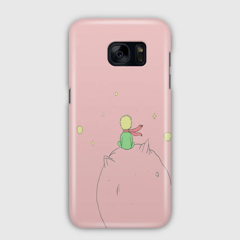 The Little Prince Samsung Galaxy S7 Edge Case