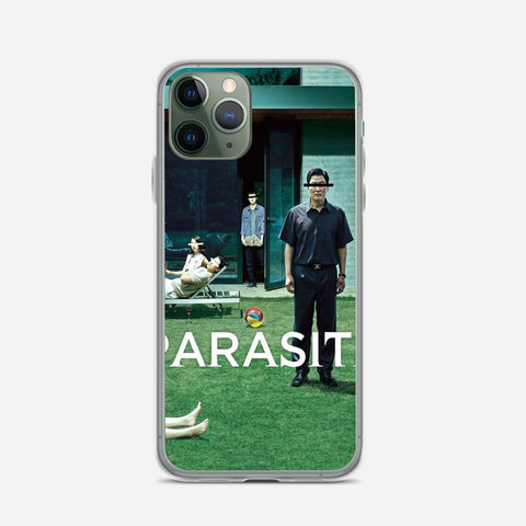 Parasite Poster iPhone 11 Pro Case