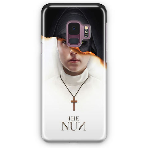 The Nun Film Poster Samsung Galaxy S9 Case