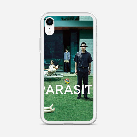 Parasite Poster iPhone XR Case
