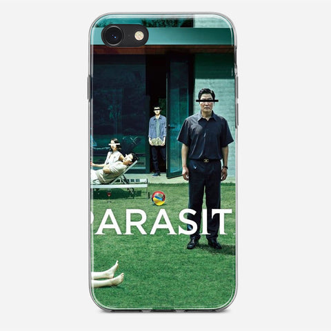 Parasite Poster iPhone SE Case