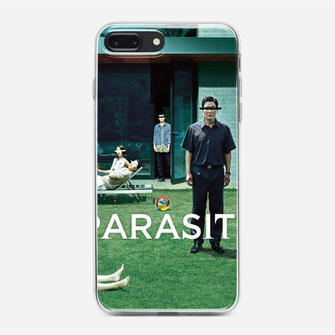 Parasite Poster iPhone 8 Plus Case